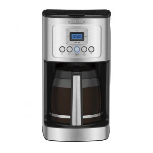 Cuisinart Glass Carafe Programmable Coffee Maker