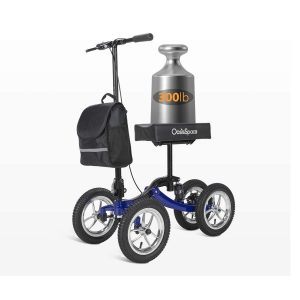 OasisSpace Shock Absorber Knee Walker Scooter