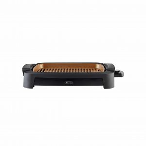BELLA 12 X 16-Inches Indoor Smokeless Grill and Hot Pot