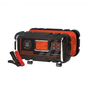 BLACK+DECKER BC15BD Automatic Battery Charger