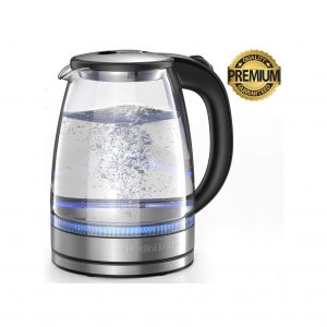 HadinEEon Electric 1.7L Water Kettle