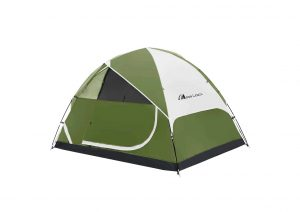MOON LENCE Waterproof Windproof Double Layer Camping Tent