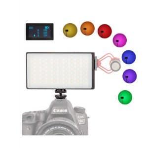 Sutefoto Pocket RGB Camera Light