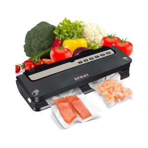 AFMAT Vacuum Sealer Machine with 2 Heating Wires