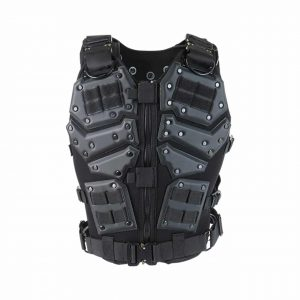 Action Union Tactical Vest Adjustable Airsoft
