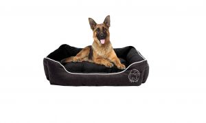 CKAIEE Dog Bed for Large Medium Small Dogs