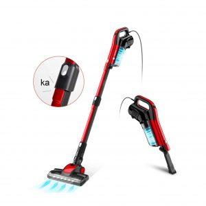 GeeMo Vacuum Cleaner 4 In 1 17 KPA Powerful Suction