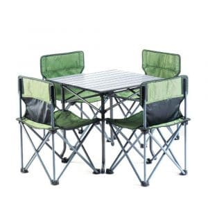 STURDY Folding Table and Chairs