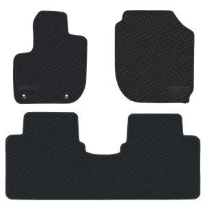 San Auto Heavy Duty Odorless Car Floor Mats for Custom Fit