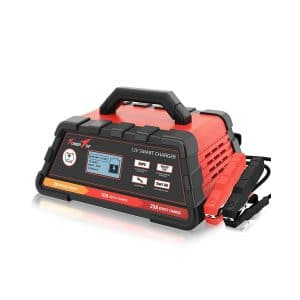 TowerTop Smart Battery Charger with Engine Start