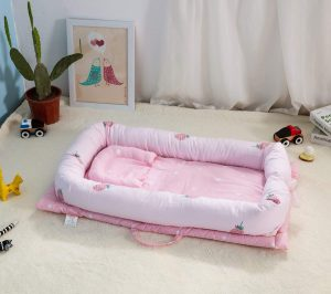 Yoocuty Portable Super Soft Baby Lounger