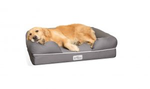 PetFusion Orthopedic Memory Foam Ultimate Dog Bed with Breathable Bed Cover