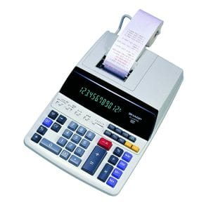Sharp Heavy-Duty Printing Calculator