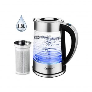 Uarter 1.8L Electric Glass Kettle