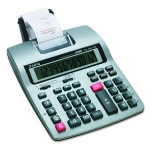 Casio Business Printing Calculator