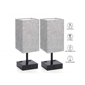 MAXvolador Touch Control Table Lamp