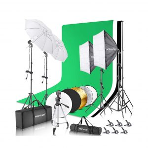 Neewer Softbox Lighting Kit