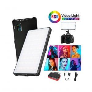 Pixel RGB LED Video Light