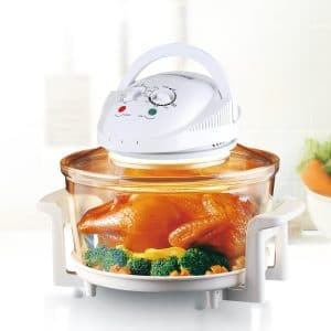 Rosewill Infrared Halogen Roaster Oven