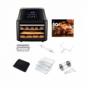 SOING Power Air Fryer Oven