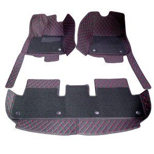 ZuTaBao Full Covered Luxury XPE Waterproof Vehicle Floor Mat, (Black 2th)