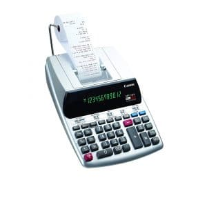 Canon Office Products Desktop Printing Calculator