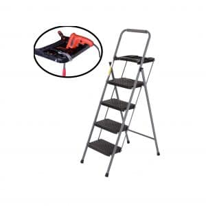 Easyzon 4 Step Ladder Stool