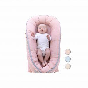 LALAME Organic Newborn Lounger