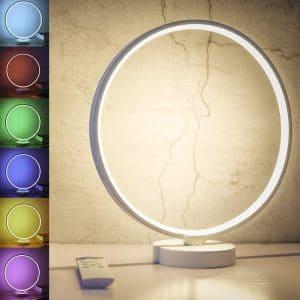 SUNY Modern Nightstand Lamp