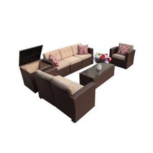 Super Patio Outdoor Patio Furniture Set