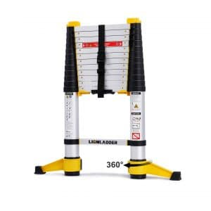 Xaestival Lionladder 12.5ft Extendable Ladder