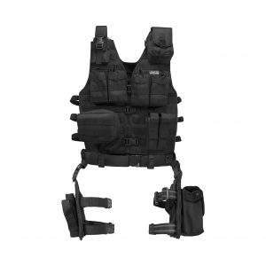 BARSKA Men's Loaded Tactical Vest
