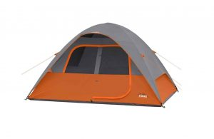 CORE 11′ x9′ Six Person Dome Tent
