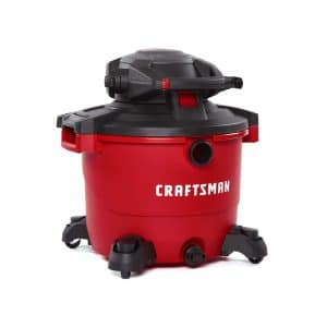 Craftsman 16-Gallon 6.5HP Wet and Dry Vacuum