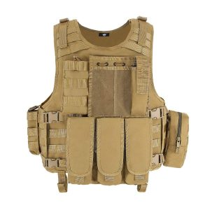 MGFLASHFORCE Tactical CS Field Vest