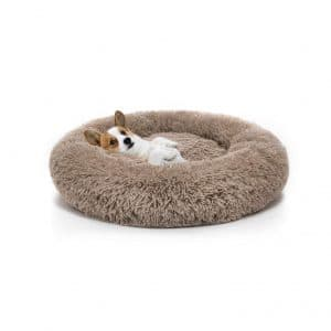 MIXJOY Orthopedic Dog Bed - Ultra Soft Washable Bed