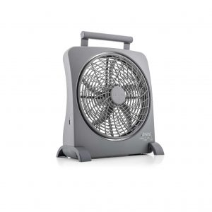 O2COOL Treva Battery Operated Portable Fan