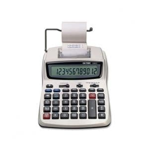 Victor Printing Compact Reliable Calculator