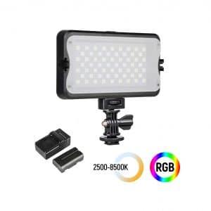 VILTROX [Upgraded] RGB LED Camera Video Light