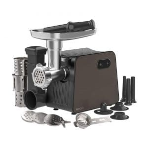 Nutronic Electric Meat Grinder 2200W 5.5lbs