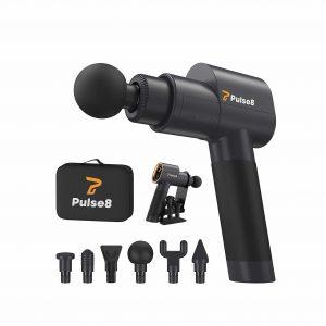 Pulse8 Massage Gun Deep Tissue 5 Speeds