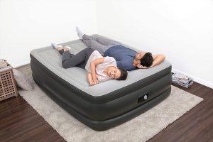 Sleeplux Durable 22″ Raised Queen Air Airbed