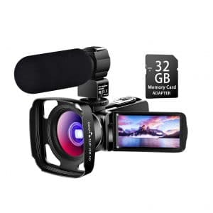 Besungo Ultra HD Video Camera 1080P