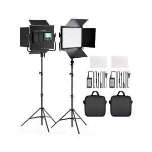FOSITAN L4500KII Bi-Color LED Video Light