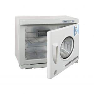 ForPro Premium See-Through Door Towel Warmer