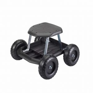Fox Valley Traders Rolling Garden Cart Scooter