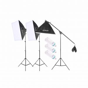 Andoer SoftBox Lighting Kit