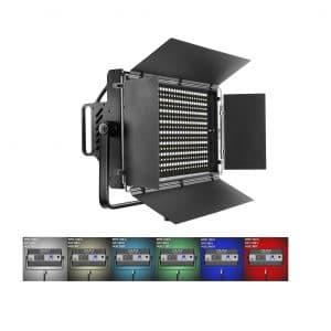 GVM RGB Video Lights