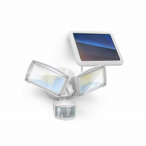 Home Zone Security Solar Motion Sensor Lights