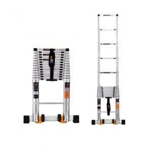 LJGMTZ Extendable Telescopic Ladder